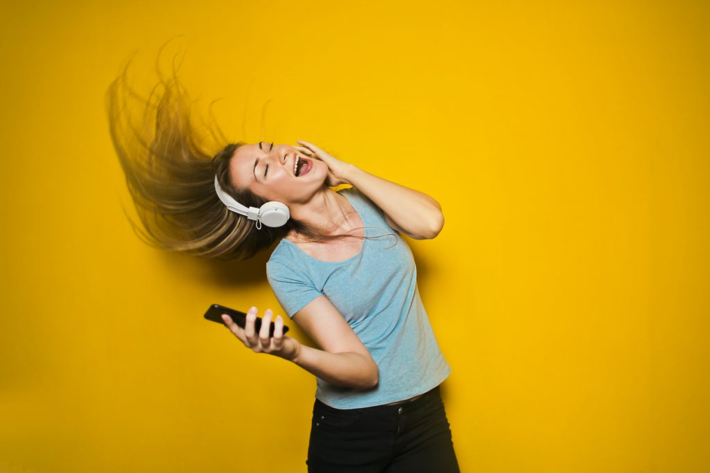 online singing progrsm