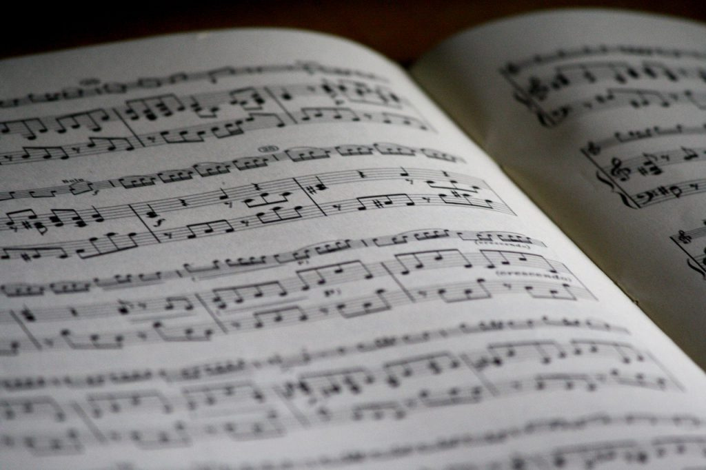 singing scales