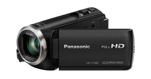 Panasonic V180K music video camera