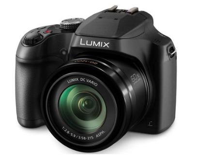 Panasonic lumix fz80 camera for music videos