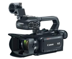 Canon XA11 music video camera