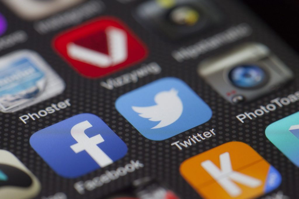 social media music blog