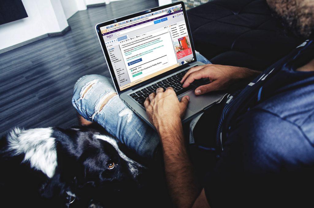 Writing a music blog