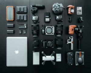 Equipment for video production