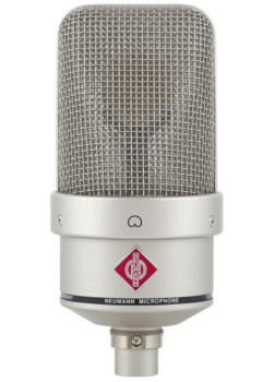 Neumann TLM49 studio microphone