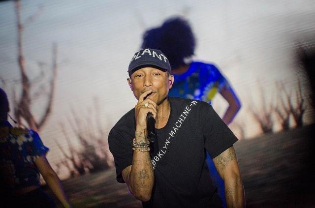 Pharrell Williams Singing Lessons